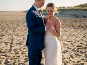 Morgan Holt and Connor Shannon by Liz Banfield October 6, 2018,